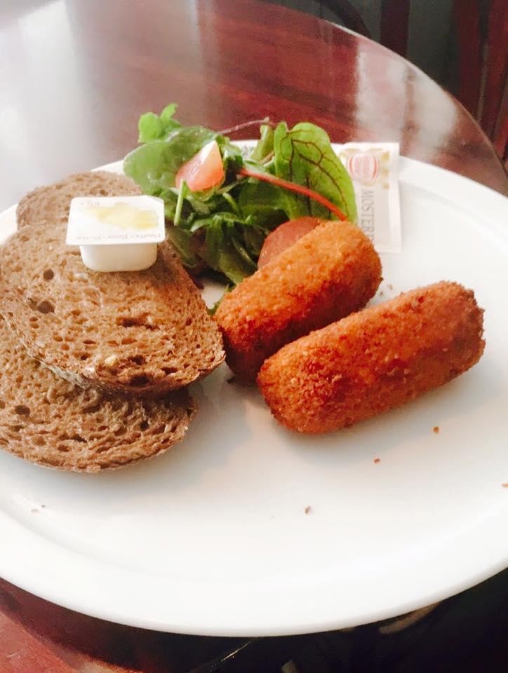 Qué comer en Amsterdam