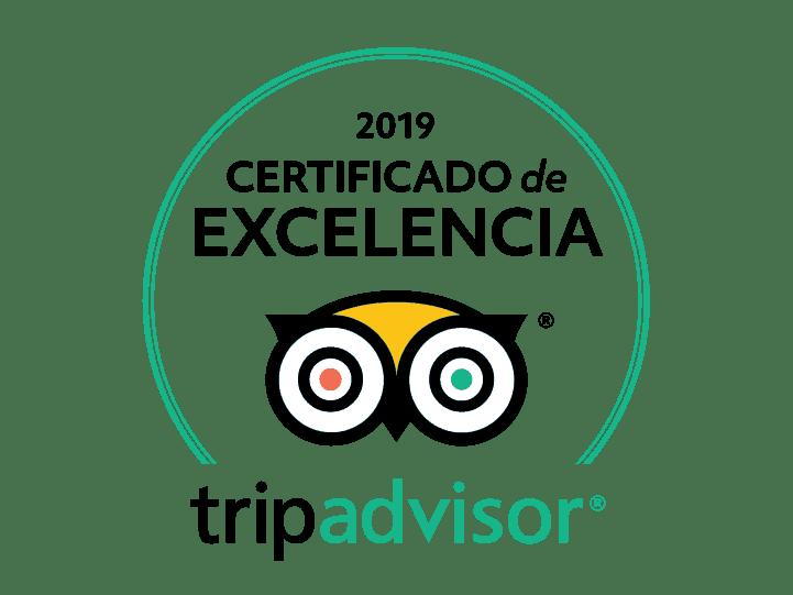 Certificado de excelencia tripadvisor Amsterdam & Guias