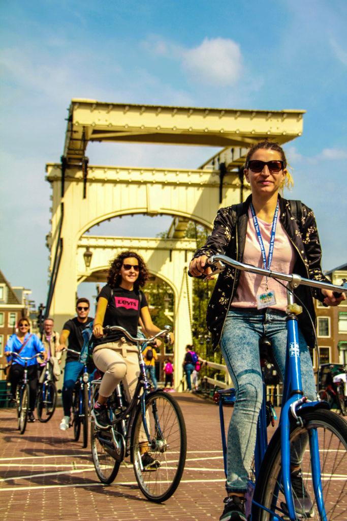 Tour por Amsterdam en bicicleta 3