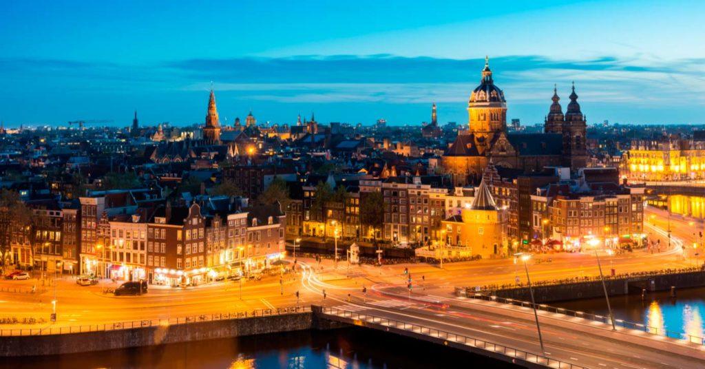 Amsterdam ciudad