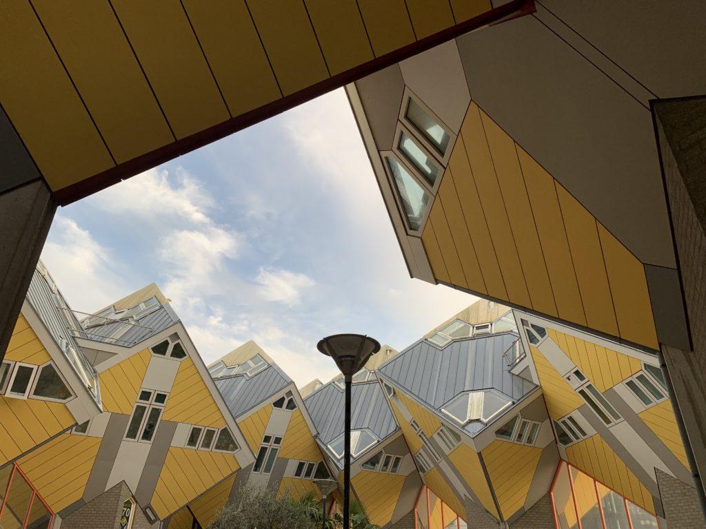 Visitar Rotterdam