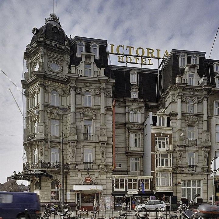 Hotel Victoria, una ciudad de película